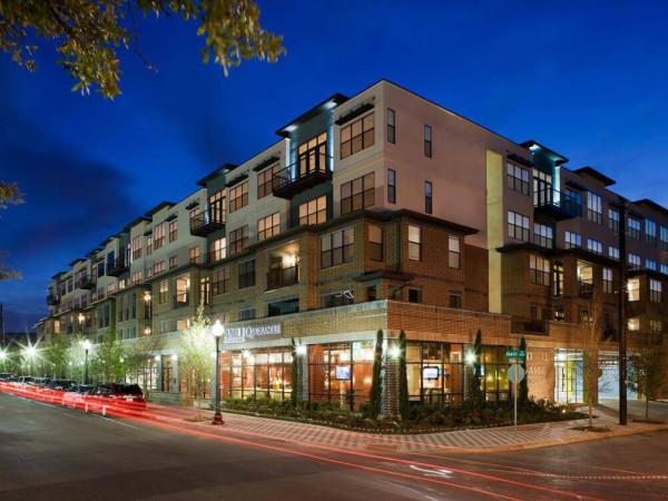 Amli Dallas Quadrangle apartments