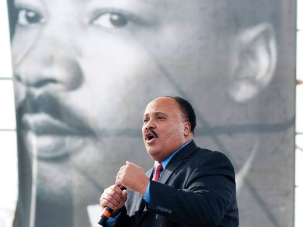 Martin Luther King III speech DreamWeek