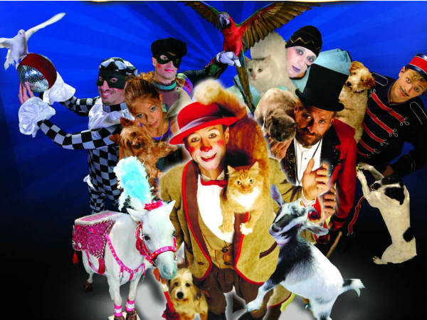 Russian Cultural Center Our Texas presents Popovich Comedy Pet Theater