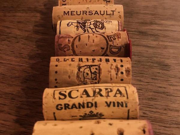 Bufalina wine corks