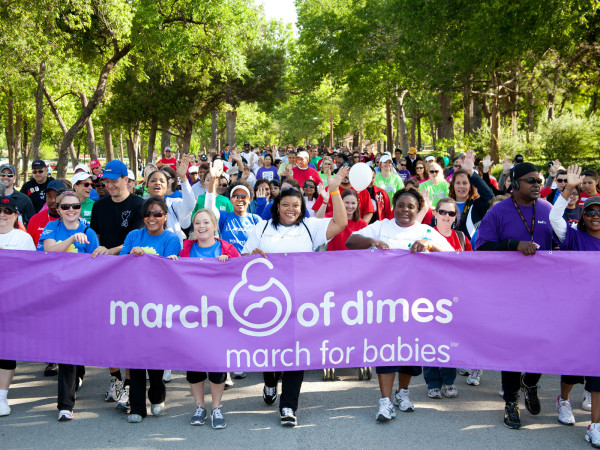 March of Dimes March for Babies