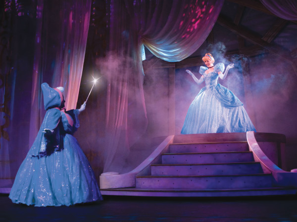 Disney Live: Three Classic Fairy Tales