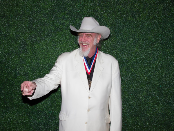 Texas Medal of Arts Awards 2015 Ray Benson