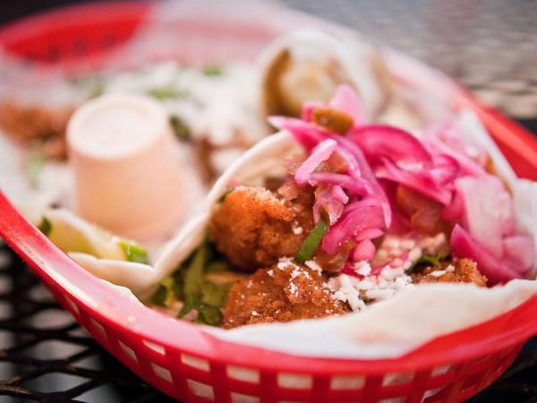 Taco at Torchy's Tacos