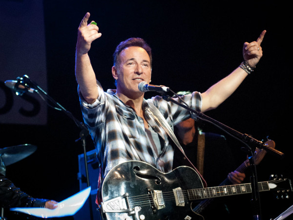 Austin Photo Set: News_Austin Music Awards_march 2012_Bruce Springsteen3