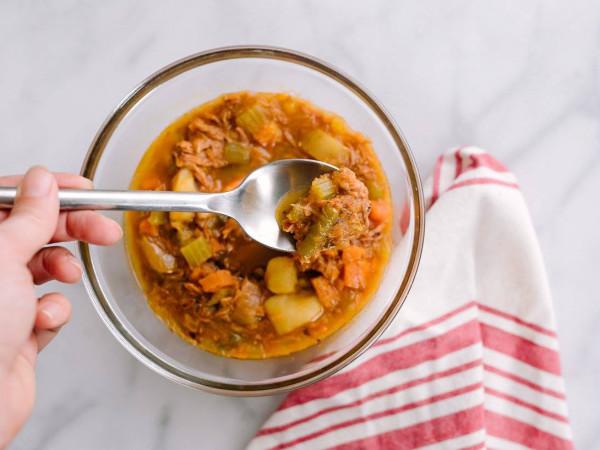 Picnik Paleo Whole30 beef stew
