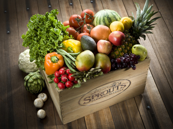 Sprouts Farmers Market produce