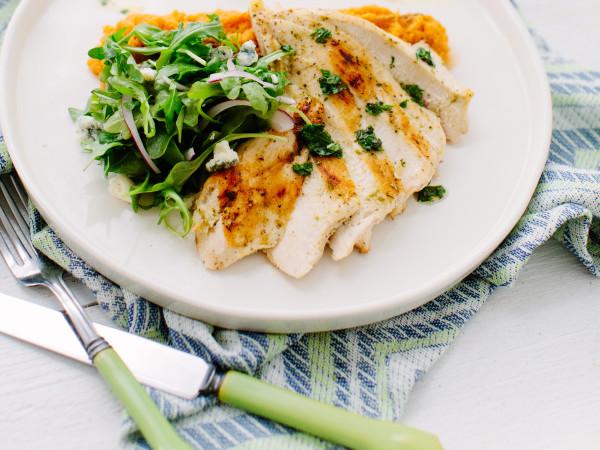 Modern Market homestyle chicken plate