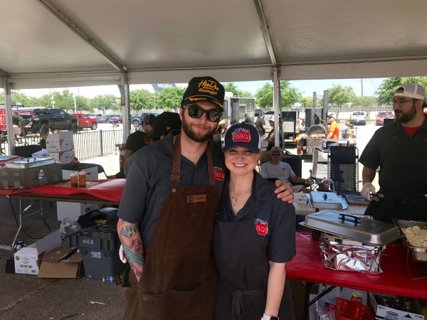 Houston Barbecue Festival Erin Smith Patrick Feges