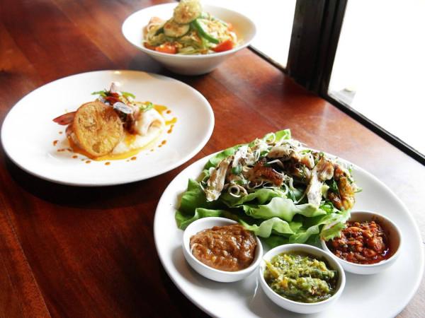 Sway Thai Restaurant Austin summer tasting menu 2016