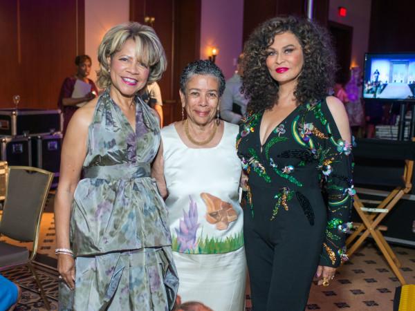 For The Sake of Art, Merele Yarborough, Alvia Wardlaw, Tina Knowles-Lawson