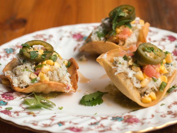 Jacoby's Restaurant and Mercantile Austin cran tostadas