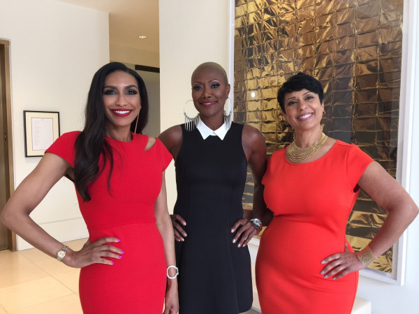 Sisters in Law interview, March 2016, Rhonda Wills, Jolanda Jones, Juanita Jackson