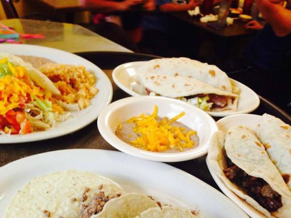 Rosa's Tacos San Antonio