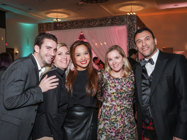 Houston, Social Book 2016 Launch Party, January 2016, David Weaver, Karina Loken, Kristina Nguyen, Sara St Marceaux, Chris Nicolaou