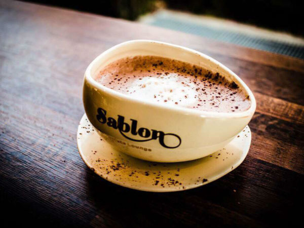 Sablon Chocolate Lounge in Uptown Dallas