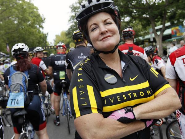 Livestrong Challenge bike cycling marathon