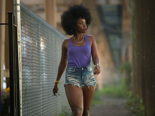Teyonah Parris in Chi-Raq