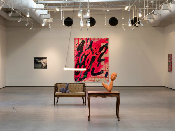 The Karpidas Collection of art in Dallas Design District