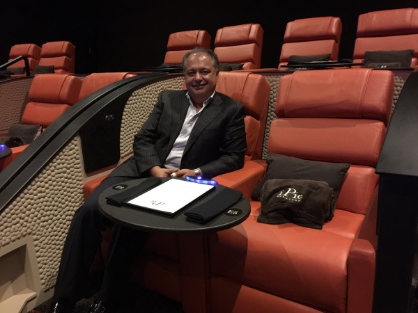News, Shelby, iPic Theater, Oct. 2015, Hamid Hashemi