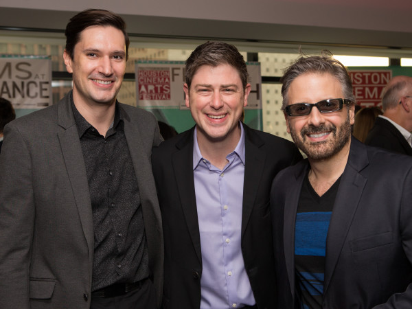 Houston, Houston Cinema Arts Festival Announces Lineup, October 2015, Jeff Koffler, Al Farb, Ernie Manouse
