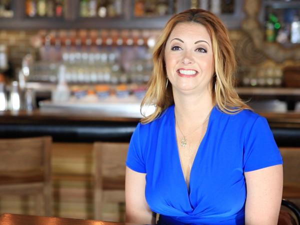 Beverage director Bonnie Wilson