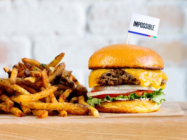 Hopdoddy Burger Bar Impossible Burger