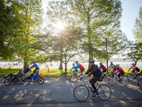 Dallas Bike Ride