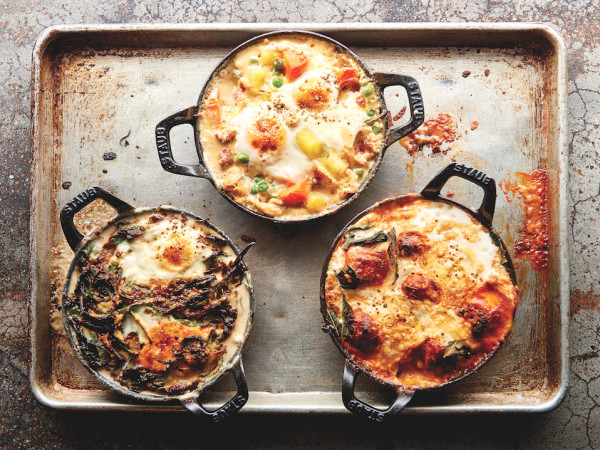 Houston, new brunches, July 2017, Provisions, baked eggs