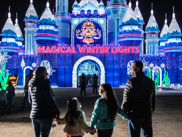 People Generation presents Magical Winter Lights