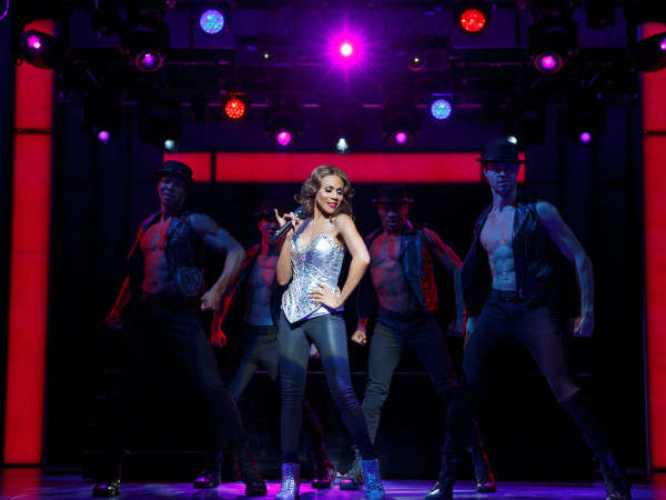 The Bodyguard national tour