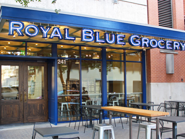 Royal Blue Grocery Austin Third Street