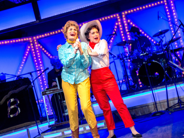 Stages Theatre-Always...Patsy Cline,Susan Koozin and Kelley Peters