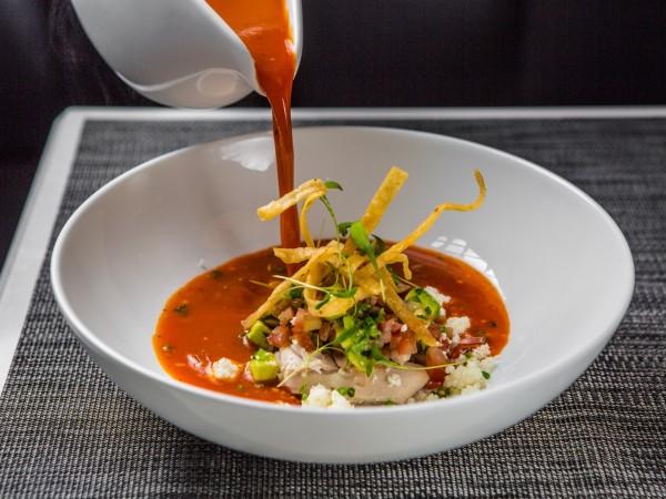 Third Coast tortilla soup