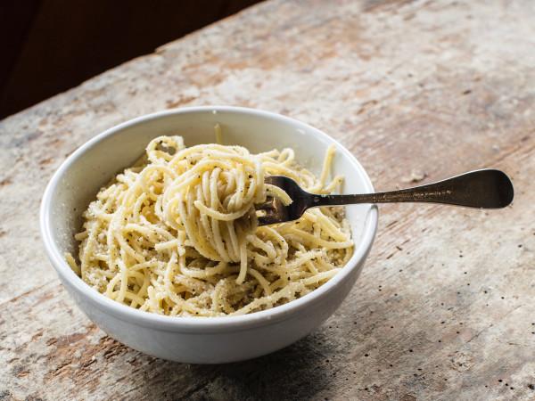 Coltivare black pepper spaghetti