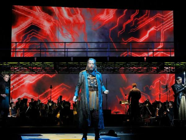 Das Rheingold at Minnesota Opera