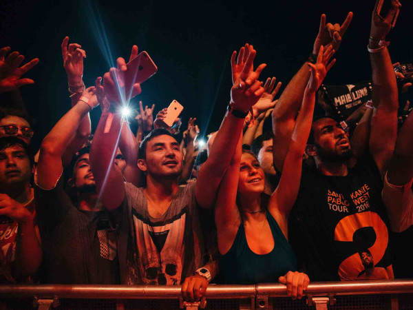 More than 30,000 fans attended the inaugural Mala Luna Music Festival in 2016.