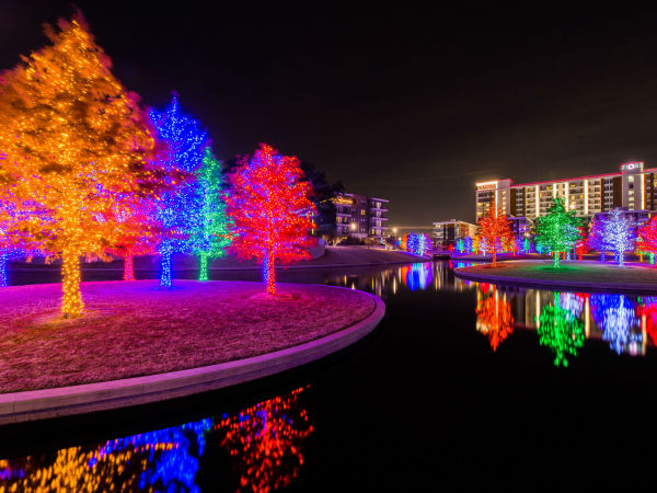 Vitruvian Lights in Addison