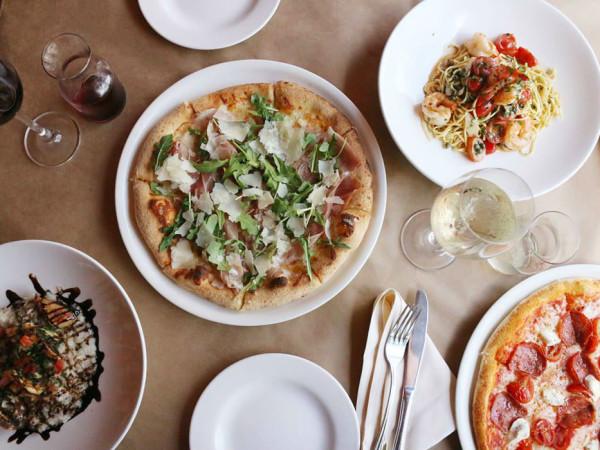 Taverna pizza