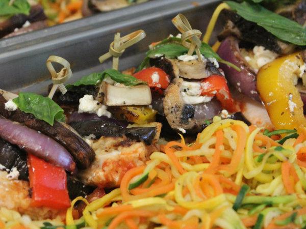 Epicurean kebabs takeout