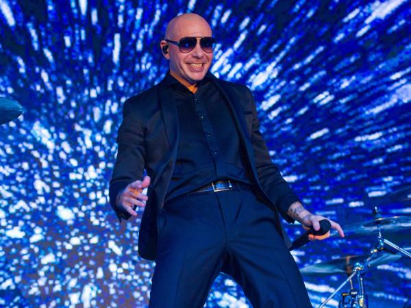 Society - Pitbull - Children's Charity Gala