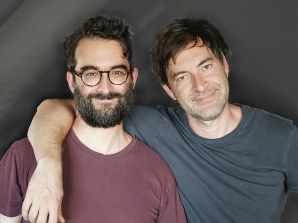 Jay Duplass and Mark Duplass