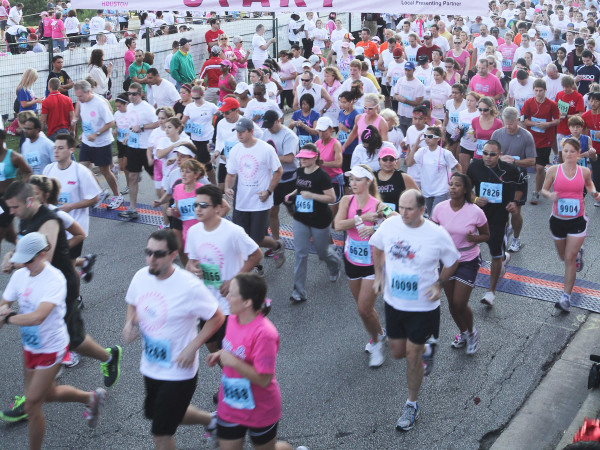 News_Race for the Cure_Komen_breast cancer_balloons