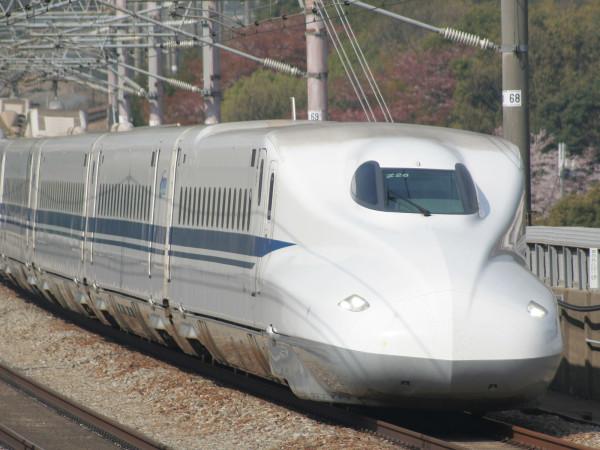 News_bullet train_Shinkansen Series_N700