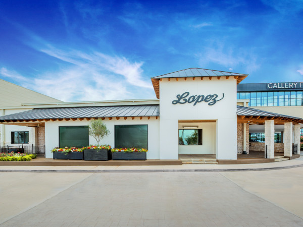 Lopez Mexican Restaurant Richmond exterior