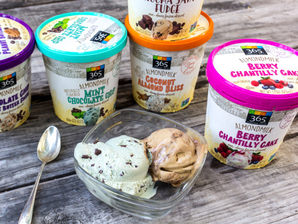 Whole Foods vegan ice cream