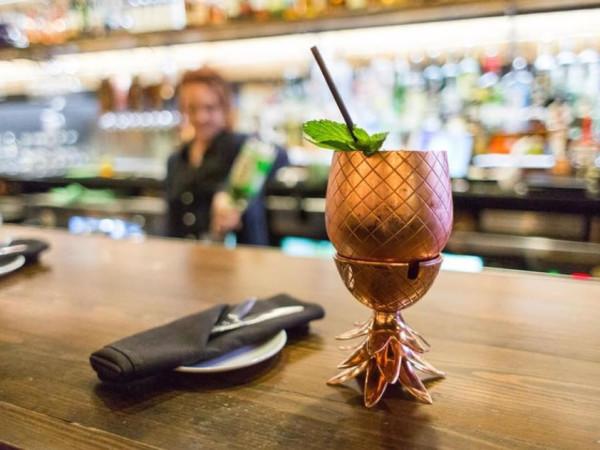 Mia Tapas cocktail