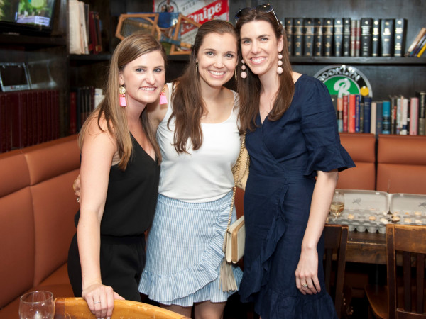 Caitlin Simms, Angelle Peterson and Olivia Christian, JDRF Brew the Cure 2018