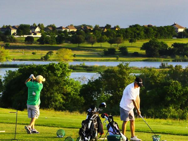 Plum Creek Golf Course in Kyle, Texas