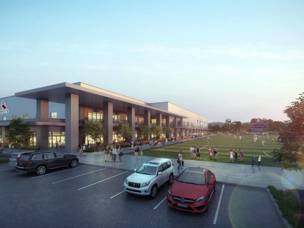 iSports Rendering